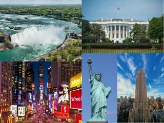 FANTÁSTICO VIAJE EN GRUPO DE 10 DÍAS POR NIAGARA, NUEVA YORK Y WASHINGTON  (acompañante desde Madrid)
