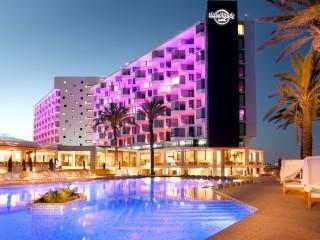 ENCUENTRO EN EL HARD ROCK HOTEL DE IBIZA